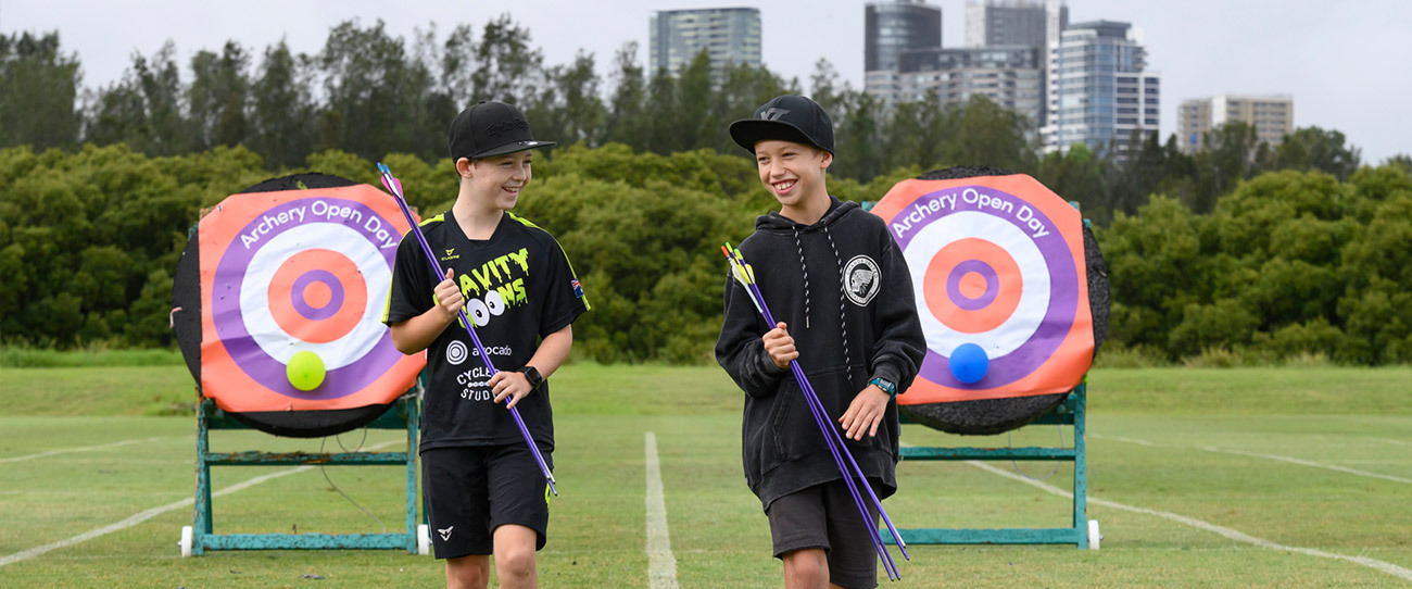 School Holiday Sports at Sydney Olympic Park