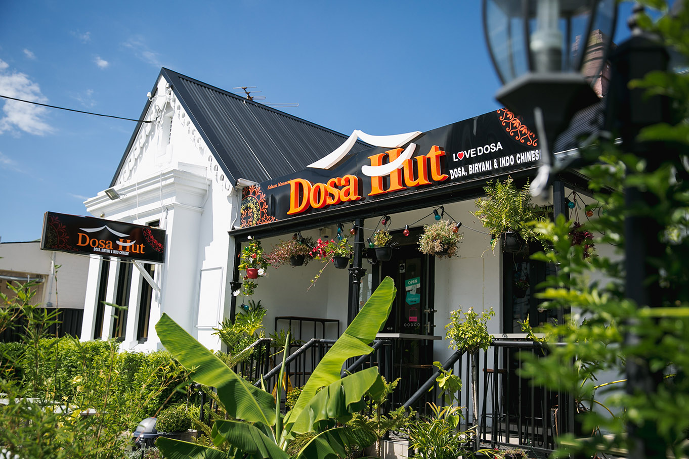 Dosa Hut South Indian Restaurant Harris Park