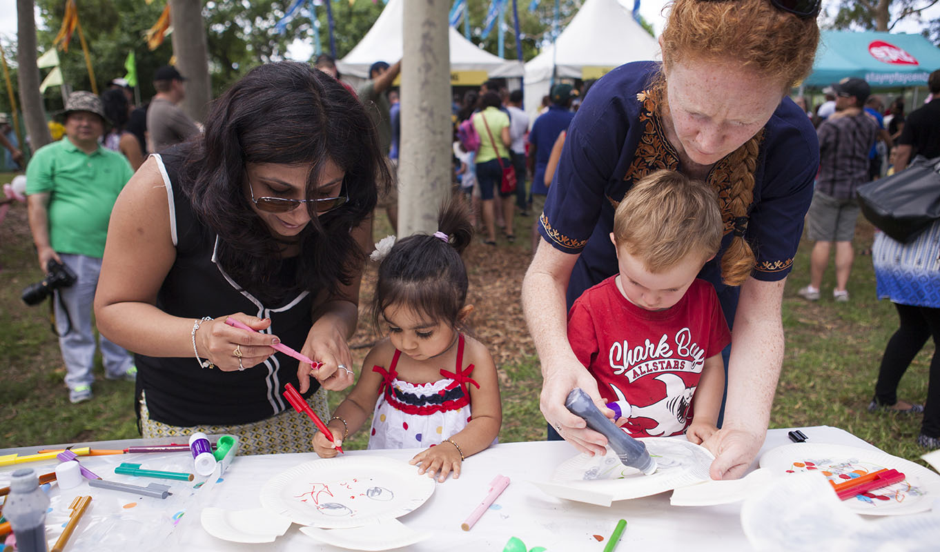 Australia Day kids activities