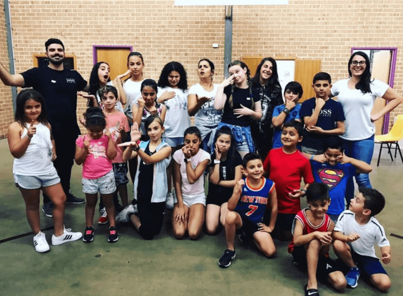Kids Acting Class at Parramatta Actors Studio