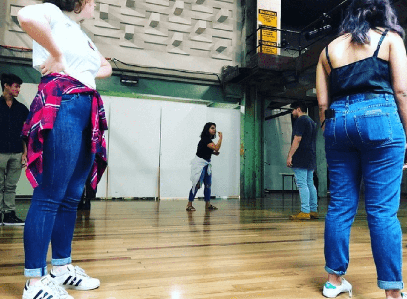 Adults Acting Class at Parramatta Actors Centre