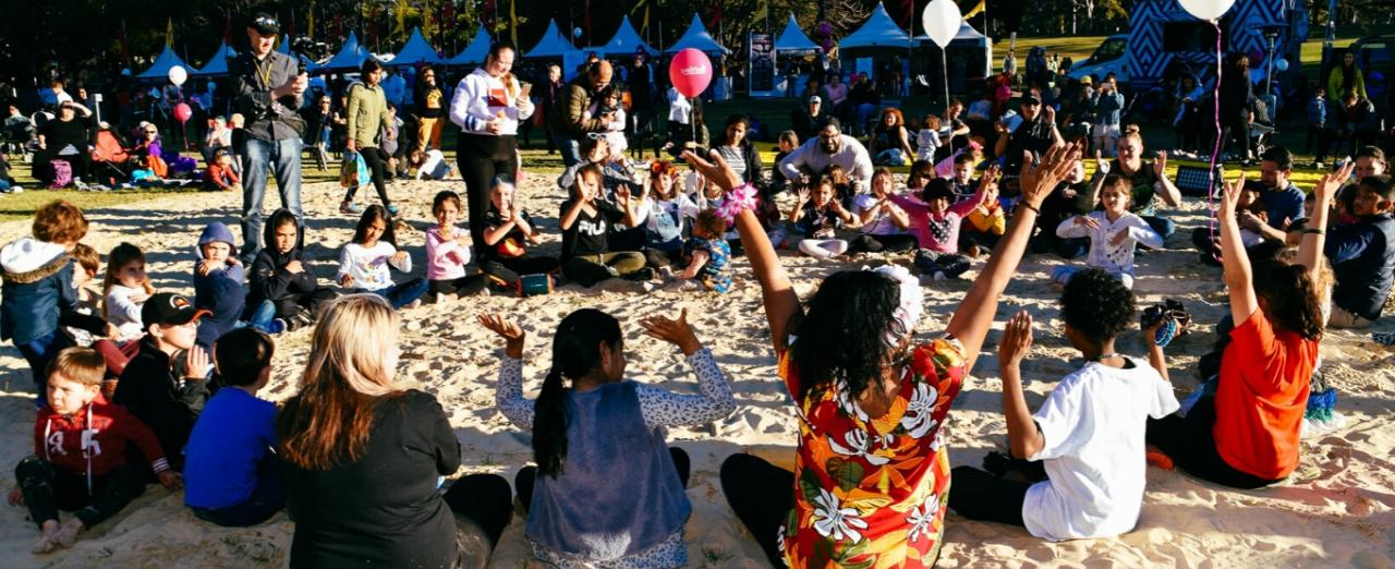Celebrate Reconciliation Week with the City of Parramatta