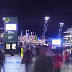 Events at Sydney Olympic Park
