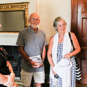 Tour at Old Government House