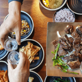 Korean BBQ Buffet in Parramatta