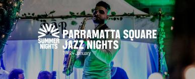 Parramatta Square Jazz Nights