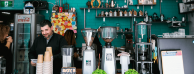 Responsible Cafes in and around Parramatta