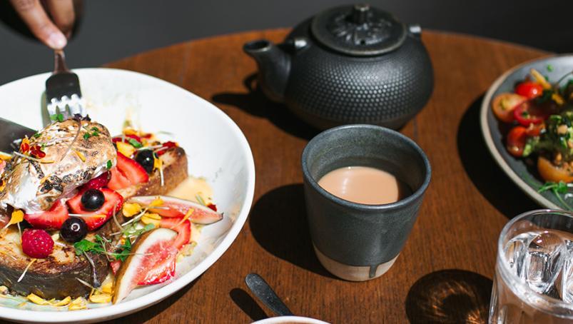 CBD Iced Chai Latte Recipe